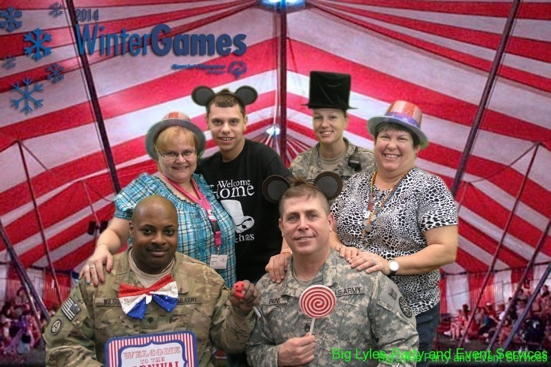 National Guard from Michigan support Special Olympic