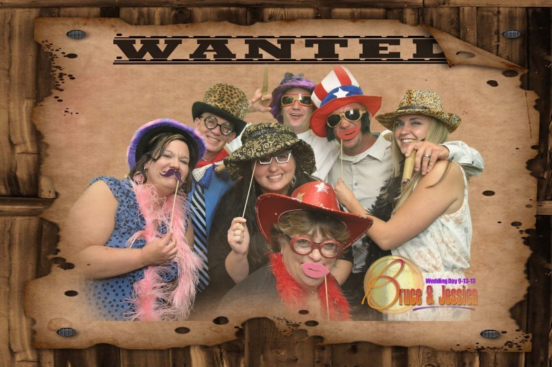 wanted wedding party