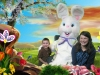 Easter Photos: The Easter Bunny's Good With Kids