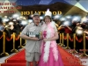 Couple walks the Red Carpet