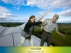 Fun Photos: Man Falling Off the Wind turbine