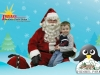 Christmas Photos: Little Boy Visits North Pole