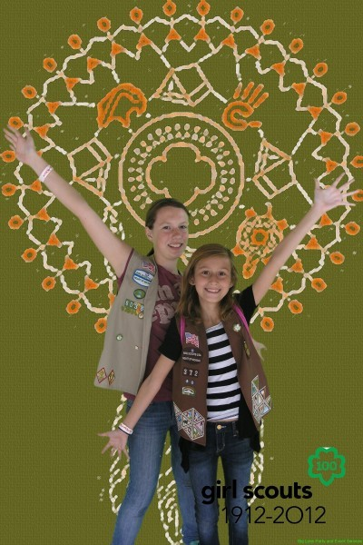 Girl scouts Heart of Michigan Celebrate 100 years