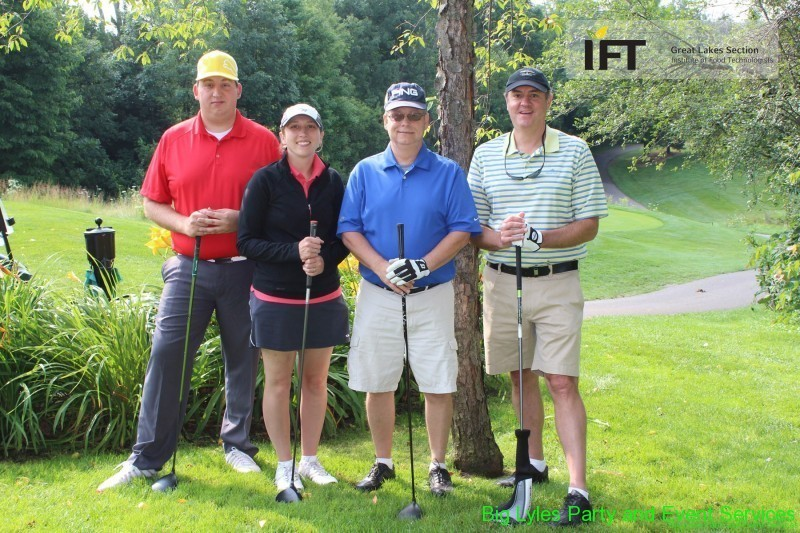 foursome golf team
