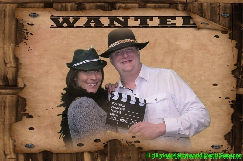 couple on wanted poster