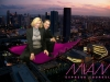 Fashion Photos: Chilling Above The Sky Scrapers