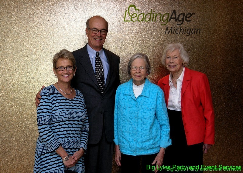 Leading Age Organisation awards pictures