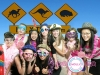 Group touring Australia