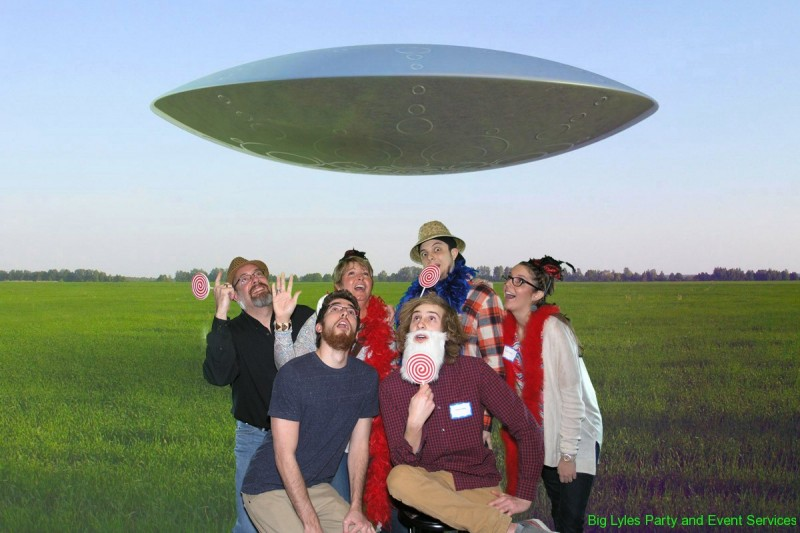 Group Witness UFO