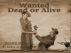 Old Time Photos: Lovers on Wanted Dead or Alive