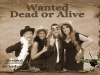 Old Time Photos: Party Girls on Wanted Dead or Alive