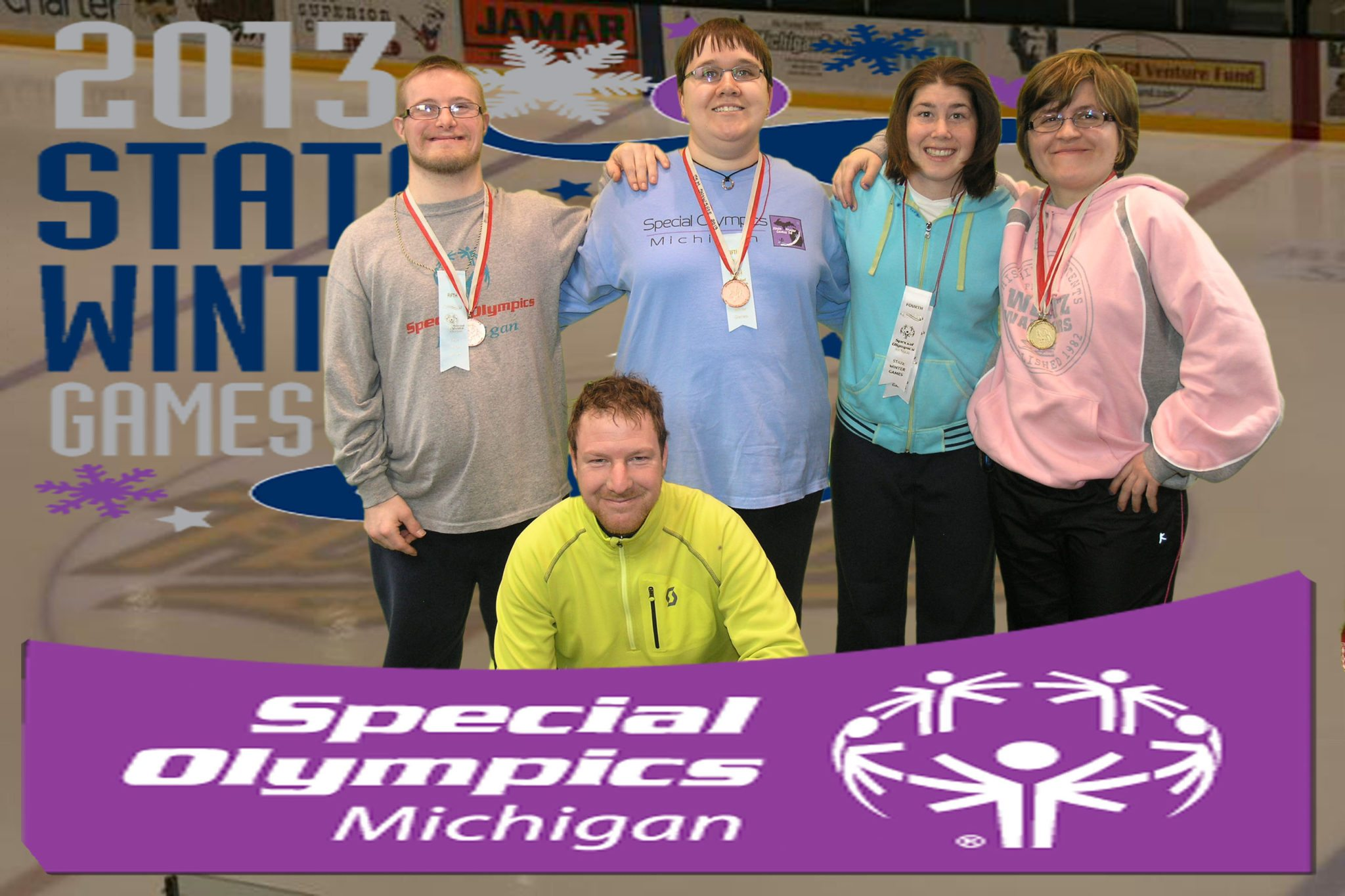 Sports picture of Special Olympics