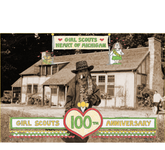 100th Anniversary of Girl Scouts