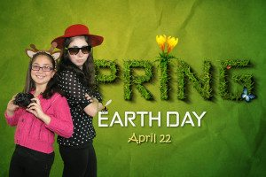 Spring is beautiful and so is recycling!